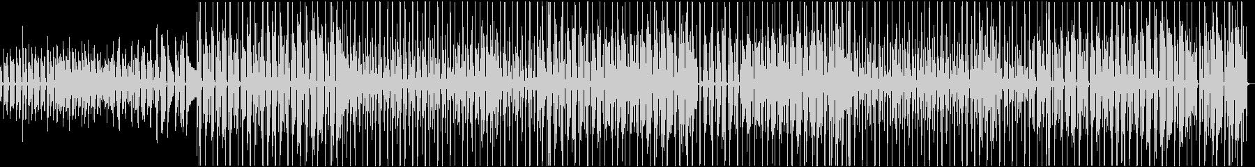 ほのぼのとしたピアノ曲・日常・可愛いの未再生の波形