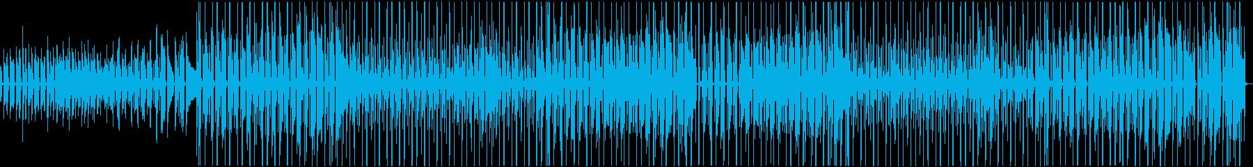 ほのぼのとしたピアノ曲・日常・可愛いの再生済みの波形