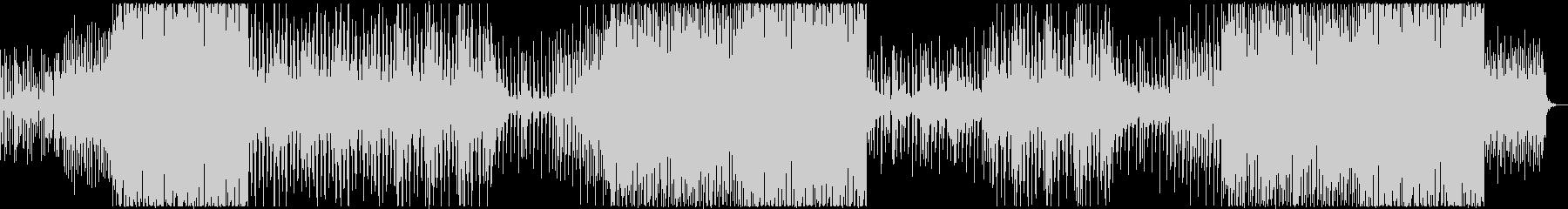 kawaii 可愛いサウンドのEDMの未再生の波形