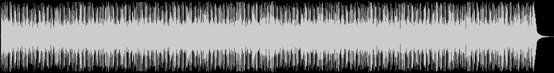 [生ギター]日常うろうろファンクロックの未再生の波形