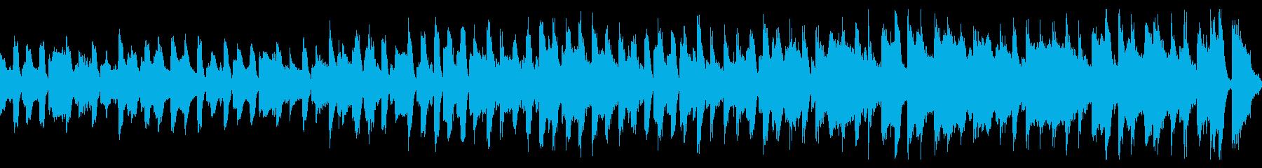 お遊戯会のようなキッズ向けBGMの再生済みの波形