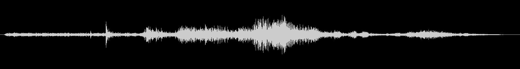 ピックアップトラック:アイドル、カ...の未再生の波形