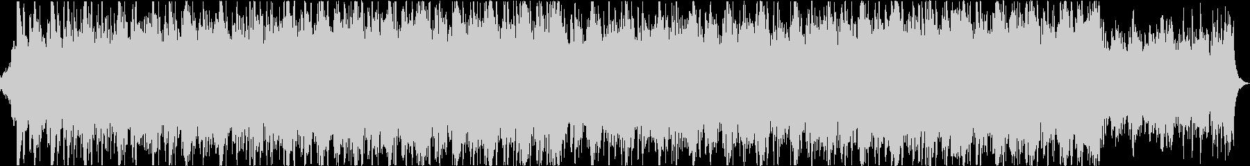 感動シネマティックエピックオーケストラbの未再生の波形