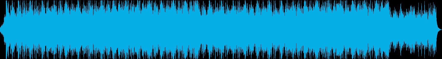 感動シネマティックエピックオーケストラbの再生済みの波形
