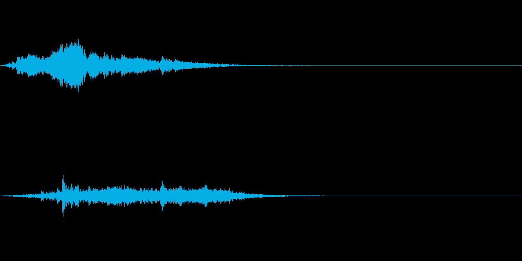 アイキャッチ 35の再生済みの波形