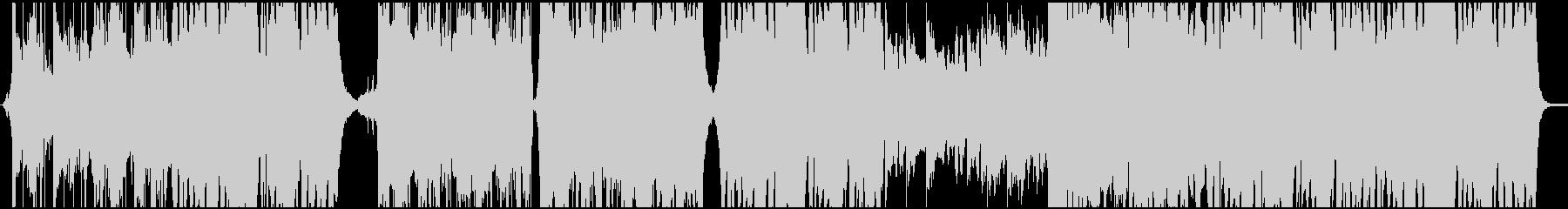 ポップ テクノ 実験的な フューチ...の未再生の波形