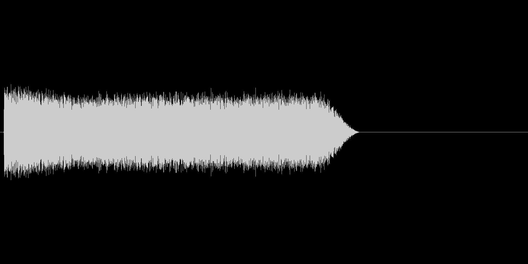 ブシャーッ(水鉄砲、水撃、水の魔法)の未再生の波形