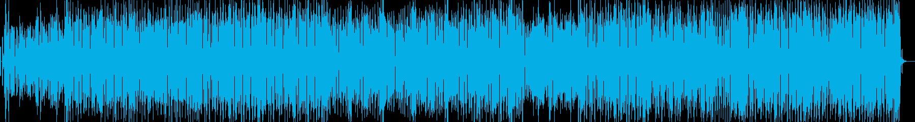 企業VP明るい楽しいハンドクラップBGMの再生済みの波形