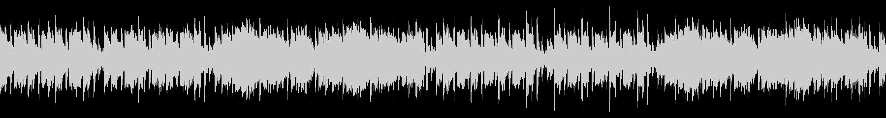 Refreshing violin / quiet karaoke / loop's unreproduced waveform