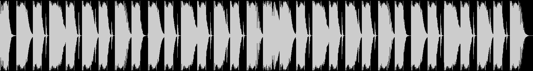 【エレクトロニカ】ロング2、ジングル2の未再生の波形