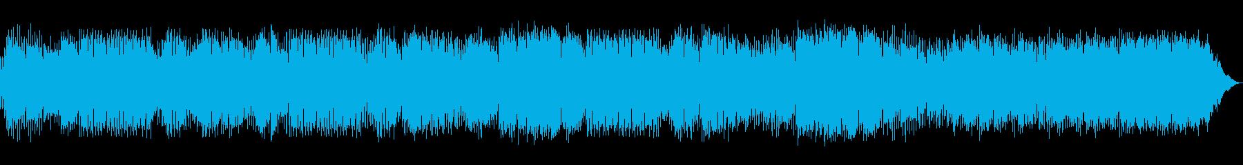ハード・ヘビーでダンサブルなハードロックの再生済みの波形