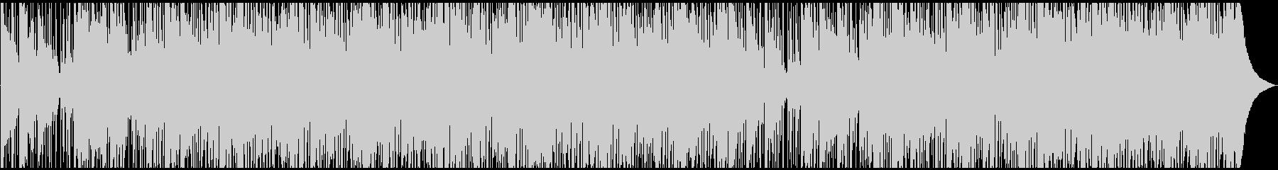 ファンク ドラマチック ピアノ シ...の未再生の波形