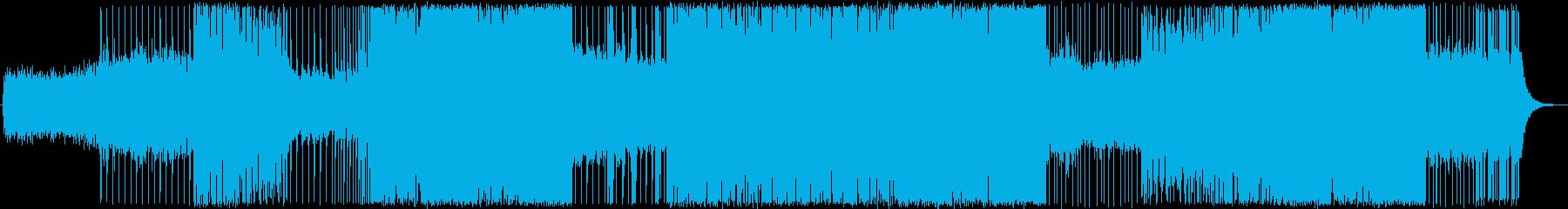 Trap/北欧ぽい/ハウス/ワブルベースの再生済みの波形