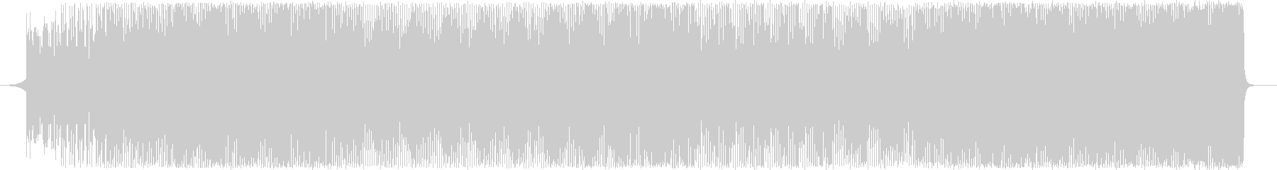 ファンクEDM-スポーツやクールなシーンの未再生の波形