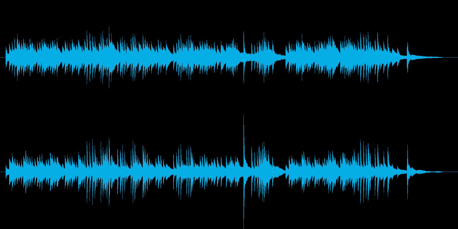 【ピアノソロ】迷い・悲しみ・不安の再生済みの波形