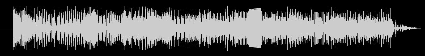 FX クレイジーサイエンティスト04の未再生の波形