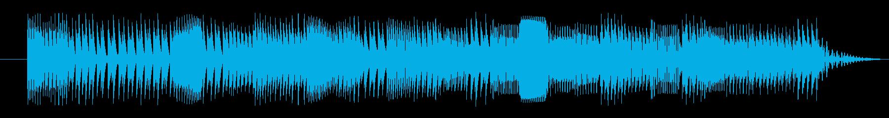 FX クレイジーサイエンティスト04の再生済みの波形