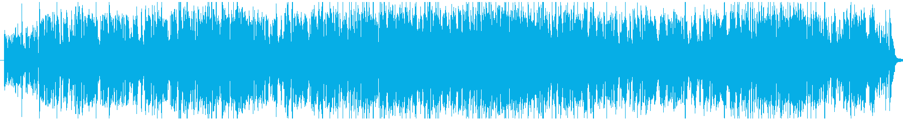 Comedy tone with funny sounds's reproduced waveform