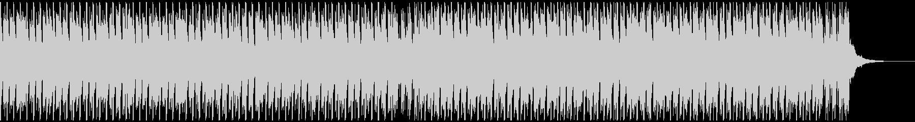 サマーポップ(60秒)の未再生の波形