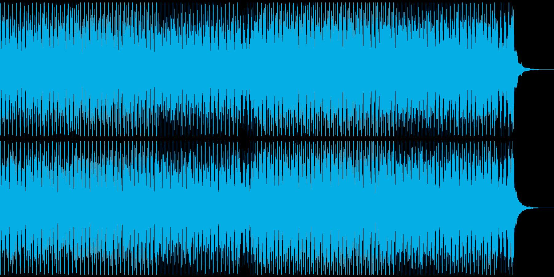 サマーポップ(60秒)の再生済みの波形