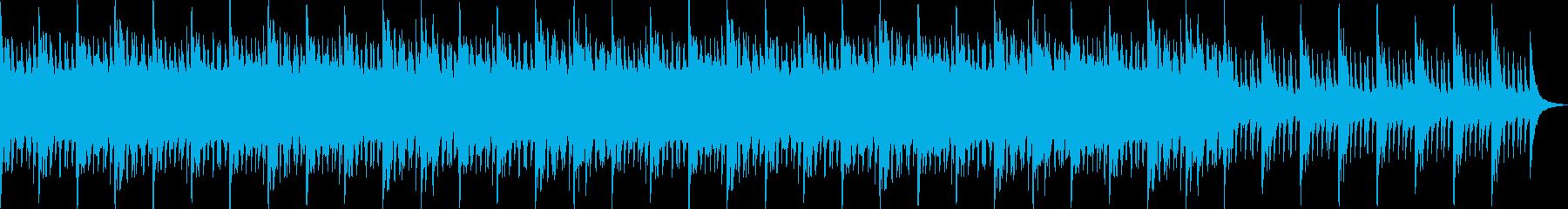 オーケストラ・企業VP・雄大・穏やかの再生済みの波形