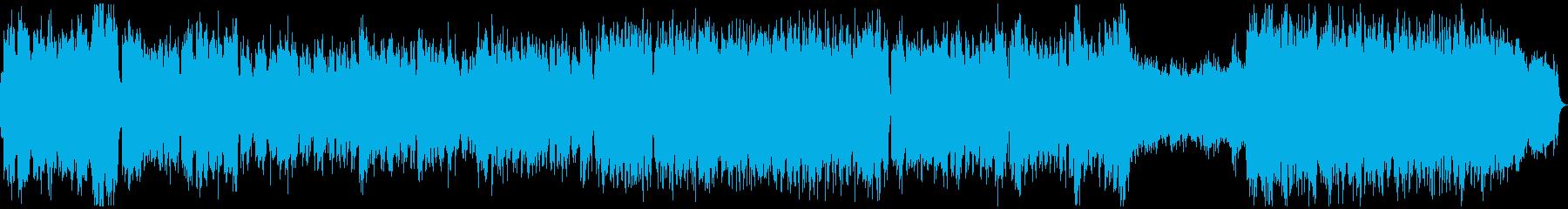 ★緊迫したシーン幻想的BGM(フル)の再生済みの波形