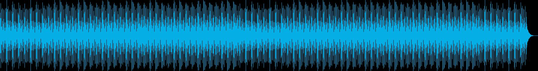 ウキウキ・会社紹介・楽しい・軽やかの再生済みの波形