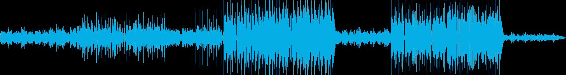 おぼろげ・切ない・lofi hiphopの再生済みの波形