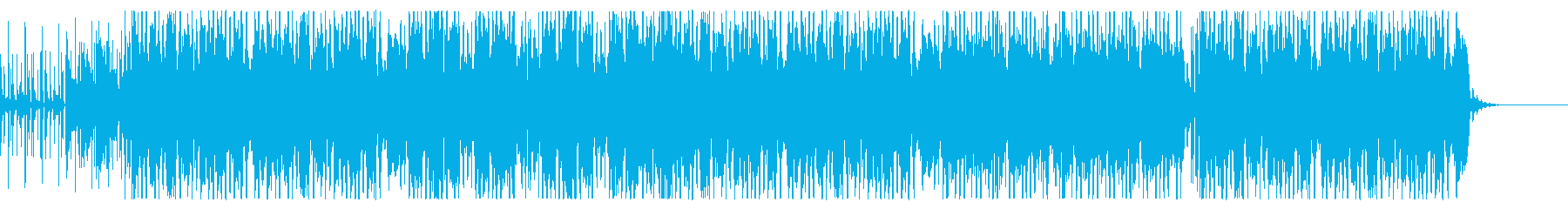 おしゃれ/ 可愛いチルアウトヒップホップの再生済みの波形