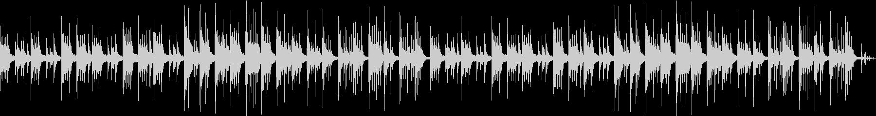 ピアノによるヒーリング音楽でリラックスの未再生の波形