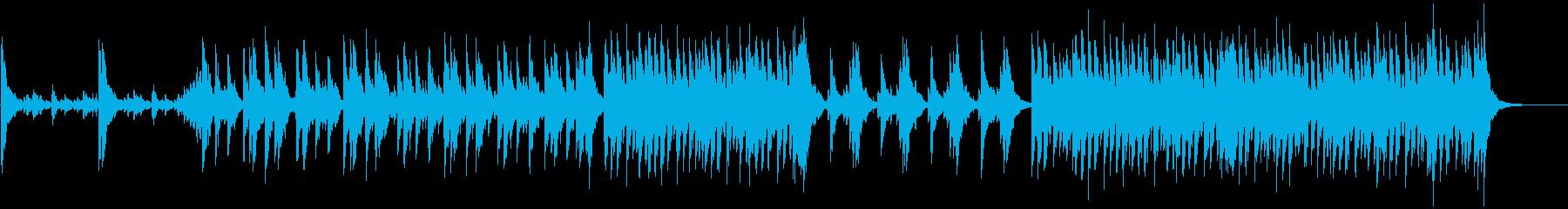 和太鼓アンサンブル(声なし)、力強いaの再生済みの波形