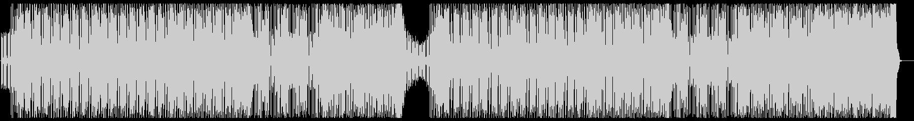 エネルギッシュなピアノダンスポップ声有りの未再生の波形