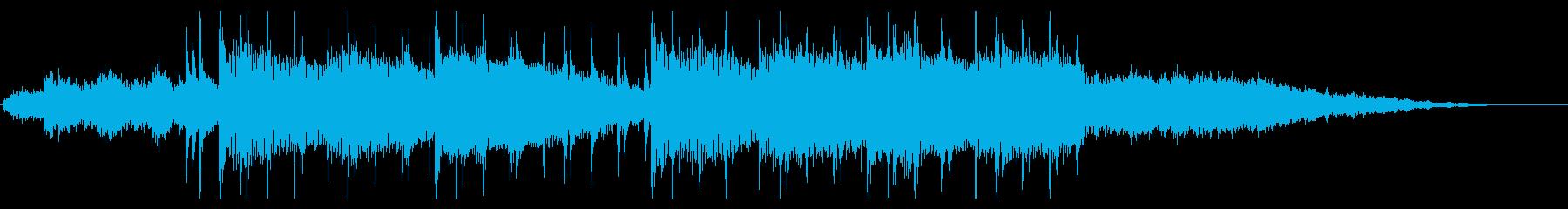 texture13の再生済みの波形