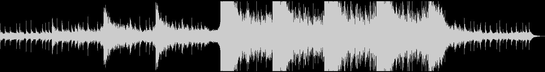 前衛交響曲 アンビエントミュージッ...の未再生の波形