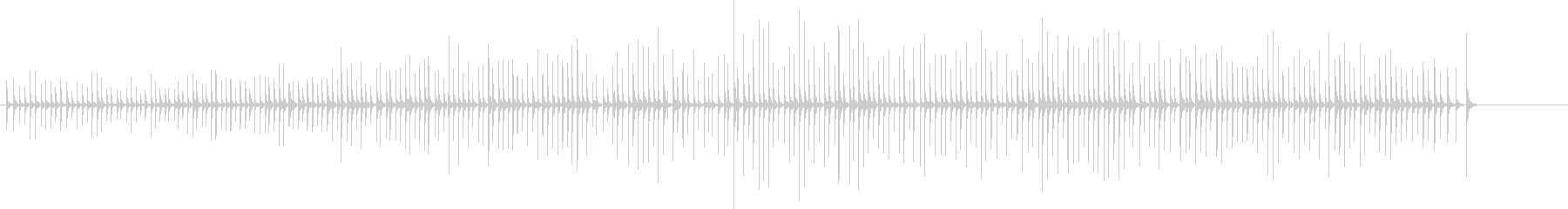 木琴19歌舞伎黒御簾下座音楽和風日本マリの未再生の波形
