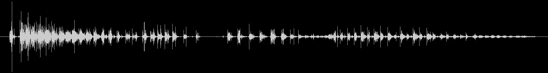 体 リップスマッキングロング01の未再生の波形