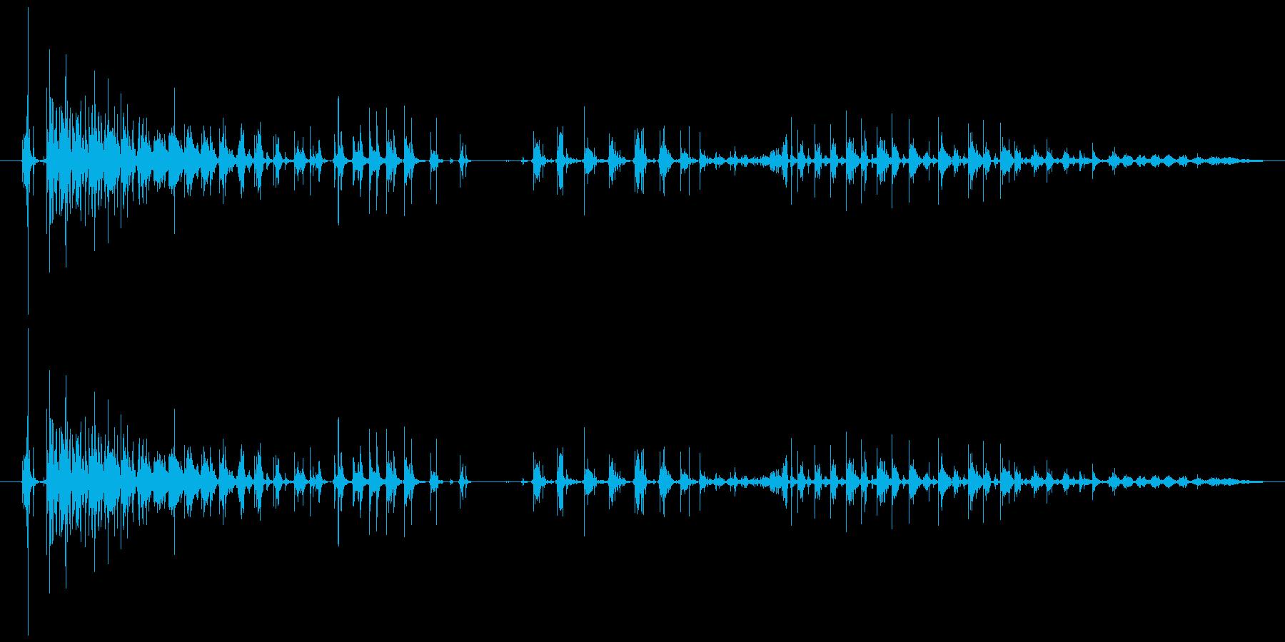 体 リップスマッキングロング01の再生済みの波形