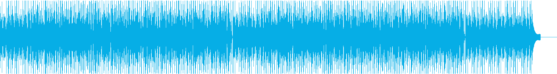 温かい気持ちになるほのぼの系のBGMの再生済みの波形