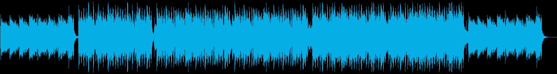 エレガントバイオリンポップx1の再生済みの波形