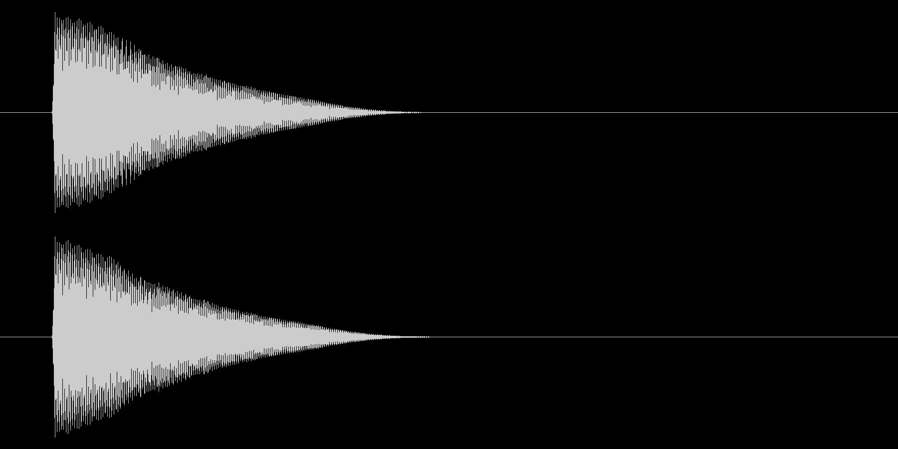 コイン/キラーン/星/取得/アイテム_3の未再生の波形