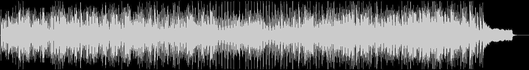 元気なペットの動画等に最適なリコーダー曲の未再生の波形