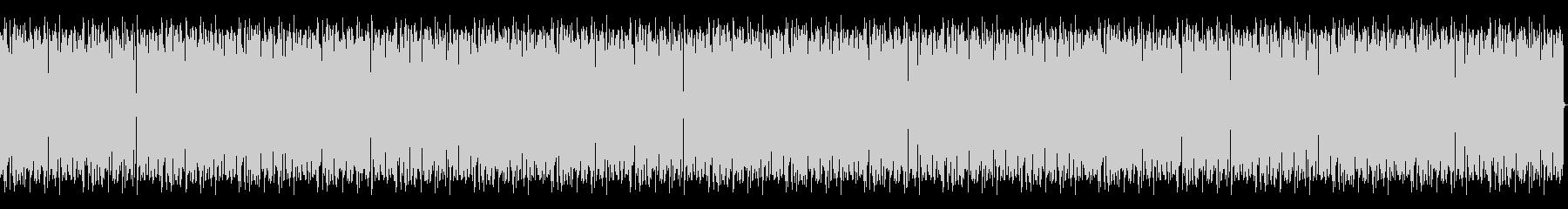 知育・おもちゃ・パズル・日常ピアノ51Lの未再生の波形