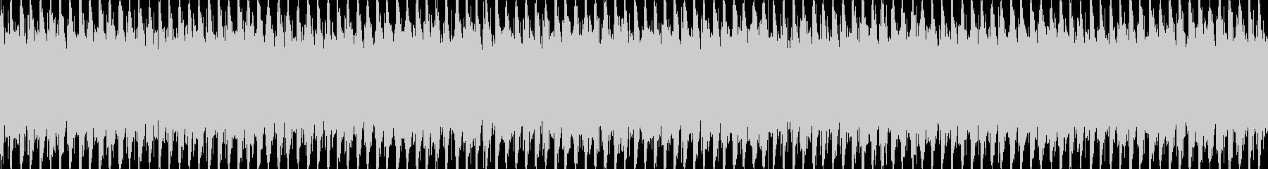 Ambient Technoの未再生の波形