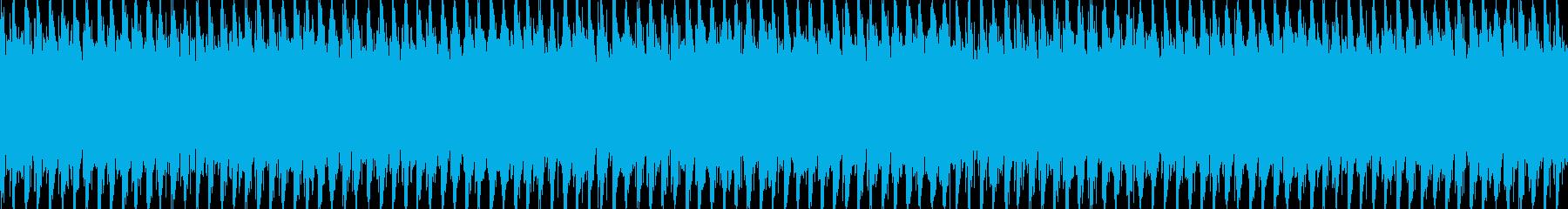 Ambient Technoの再生済みの波形