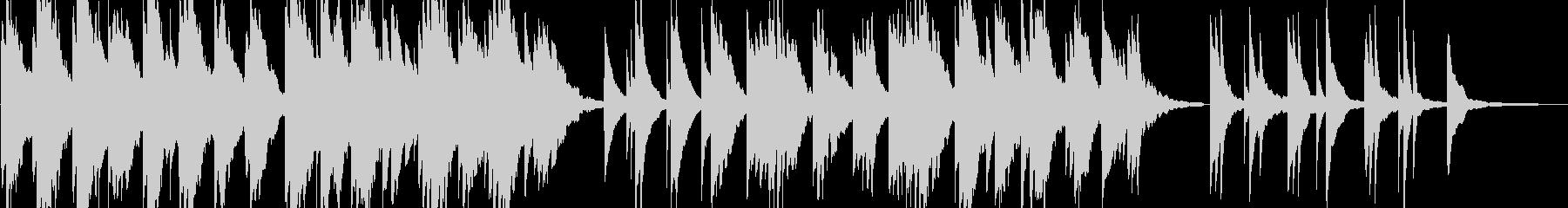 企業VP15 16bit44kHzVerの未再生の波形