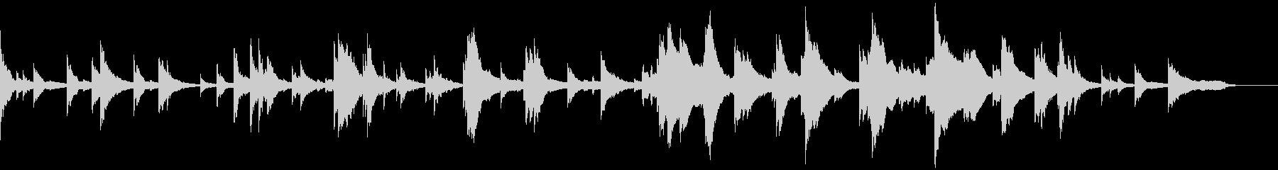 キッズポップミュージックの弾むと遊...の未再生の波形
