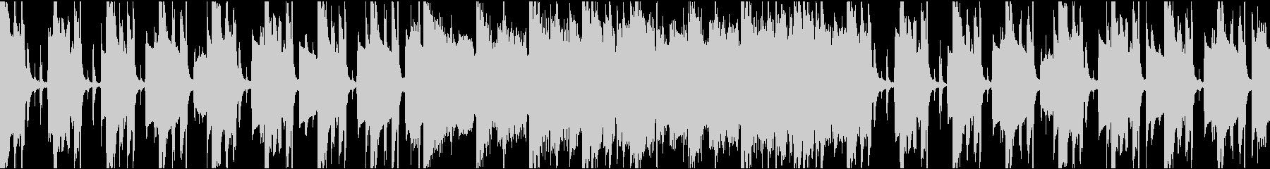 ゆったりコミカル/カラオケ/ループの未再生の波形