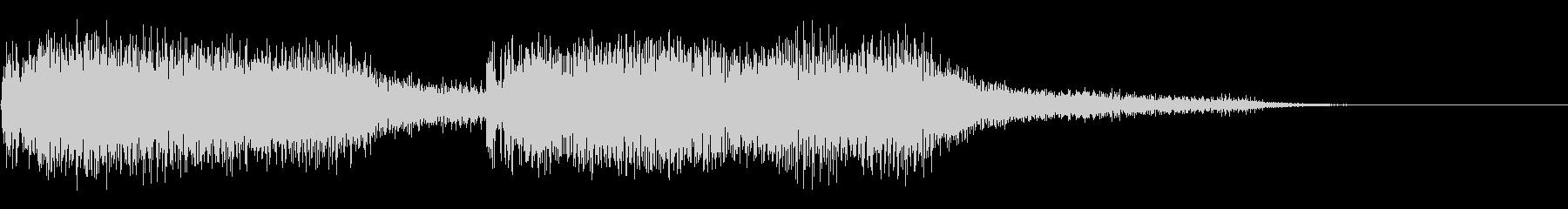 ドラマチックコードオーケストラアク...の未再生の波形
