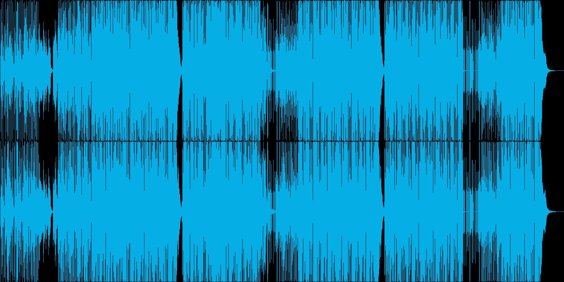 60~70年代映画・TV音楽系サウンドの再生済みの波形