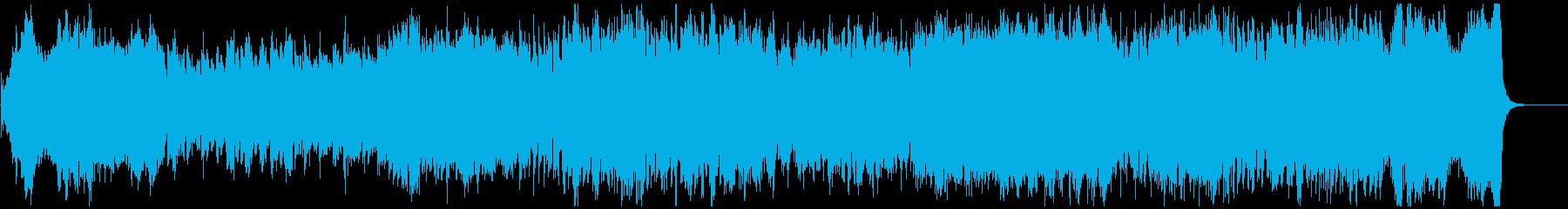 王道なハロウィンの再生済みの波形